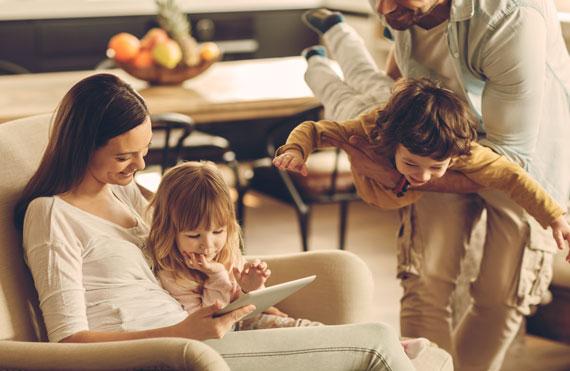 Günstige Gas- und Strom-Tarife für Single, Paare und Familie
